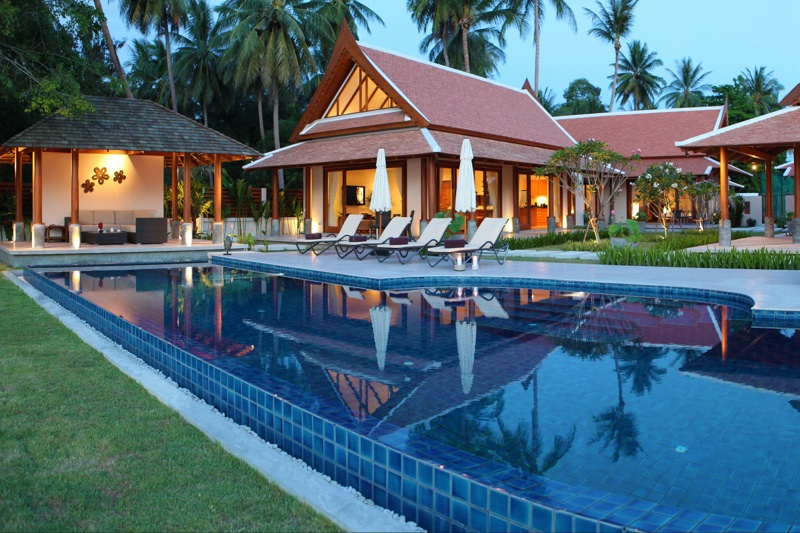 Villa Baan Tawantok 1 and 2 at Lipa Noi
