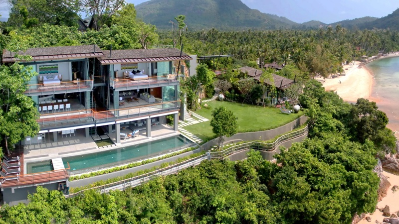 Villa The View at Taling Ngam