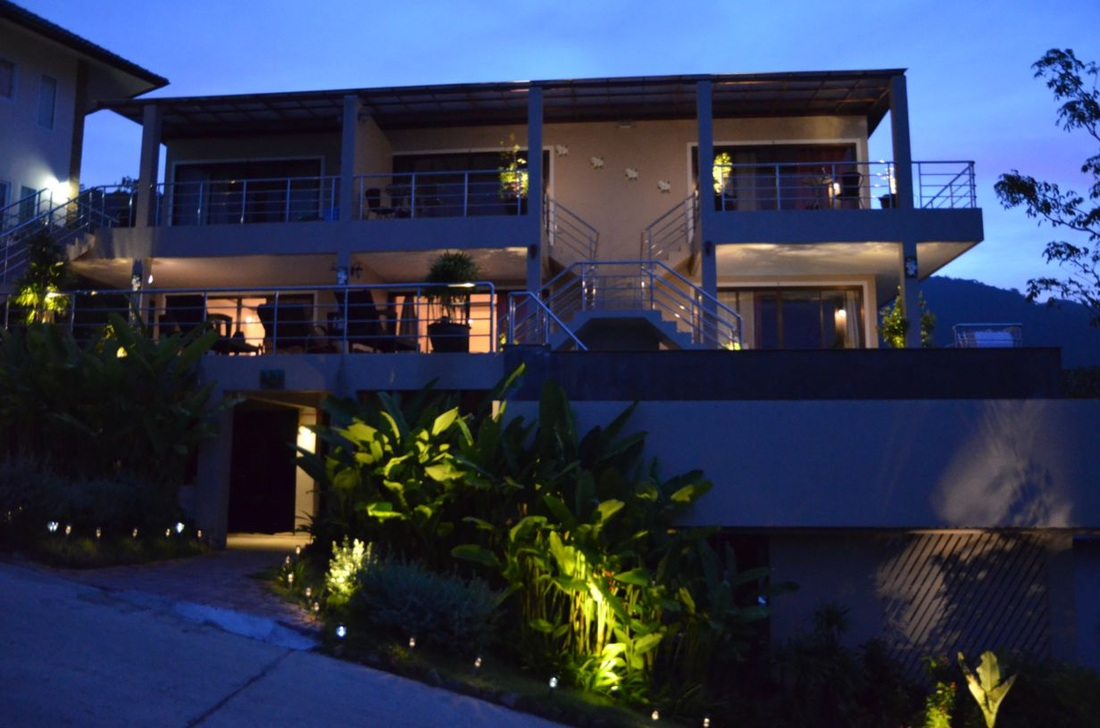 Luxury See View Apartment at Chaweng