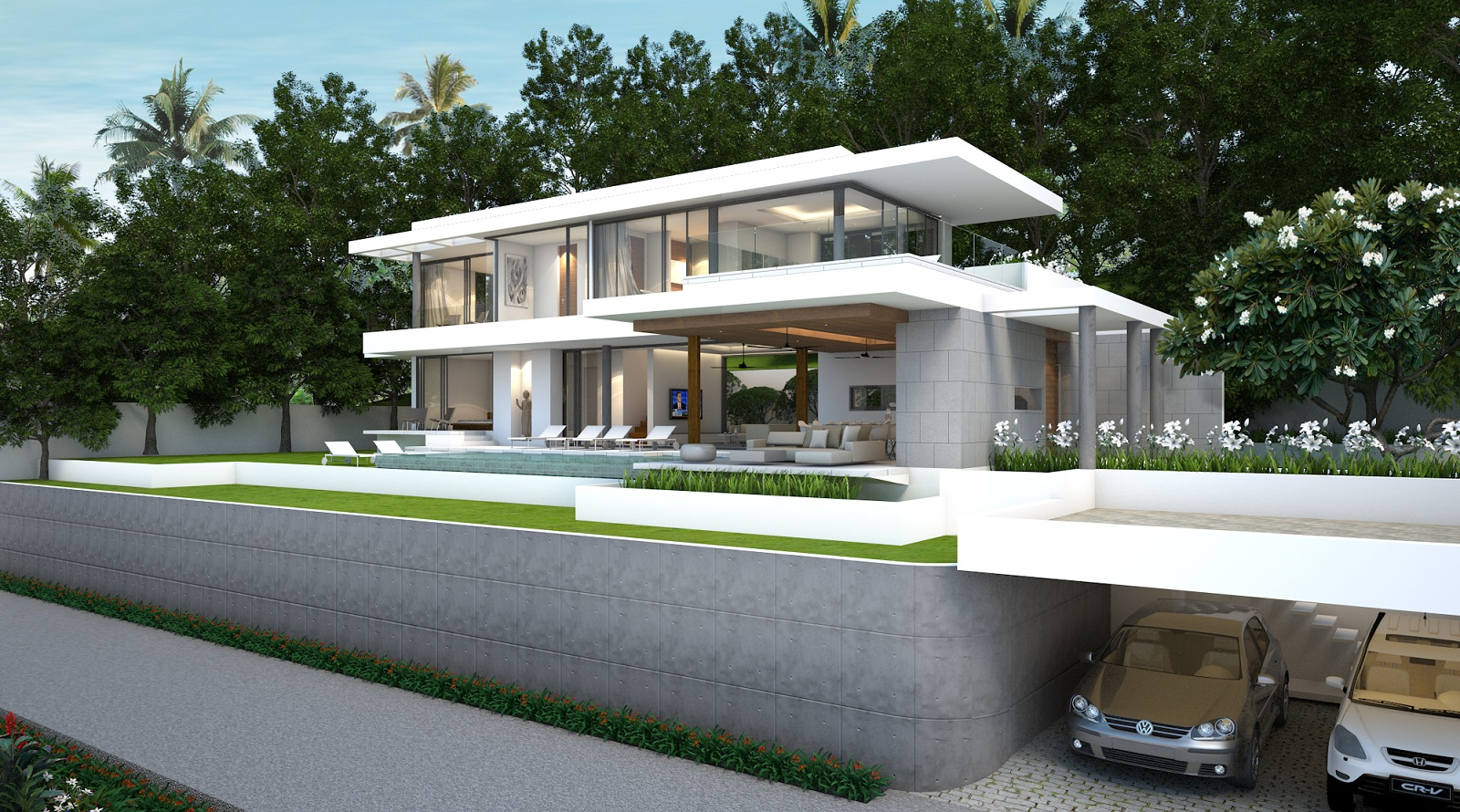 New Villa Development 3 at Maenam