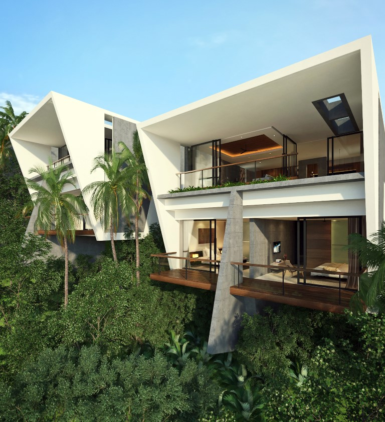 New Villa Development 2 at Chaweng Noi