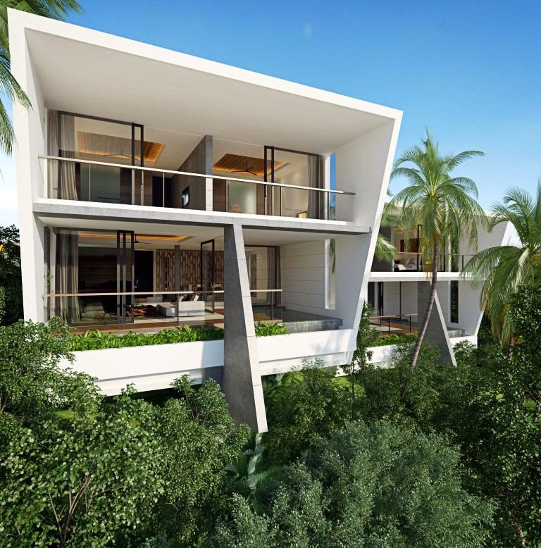 New Villa Development 3 at Chaweng Noi