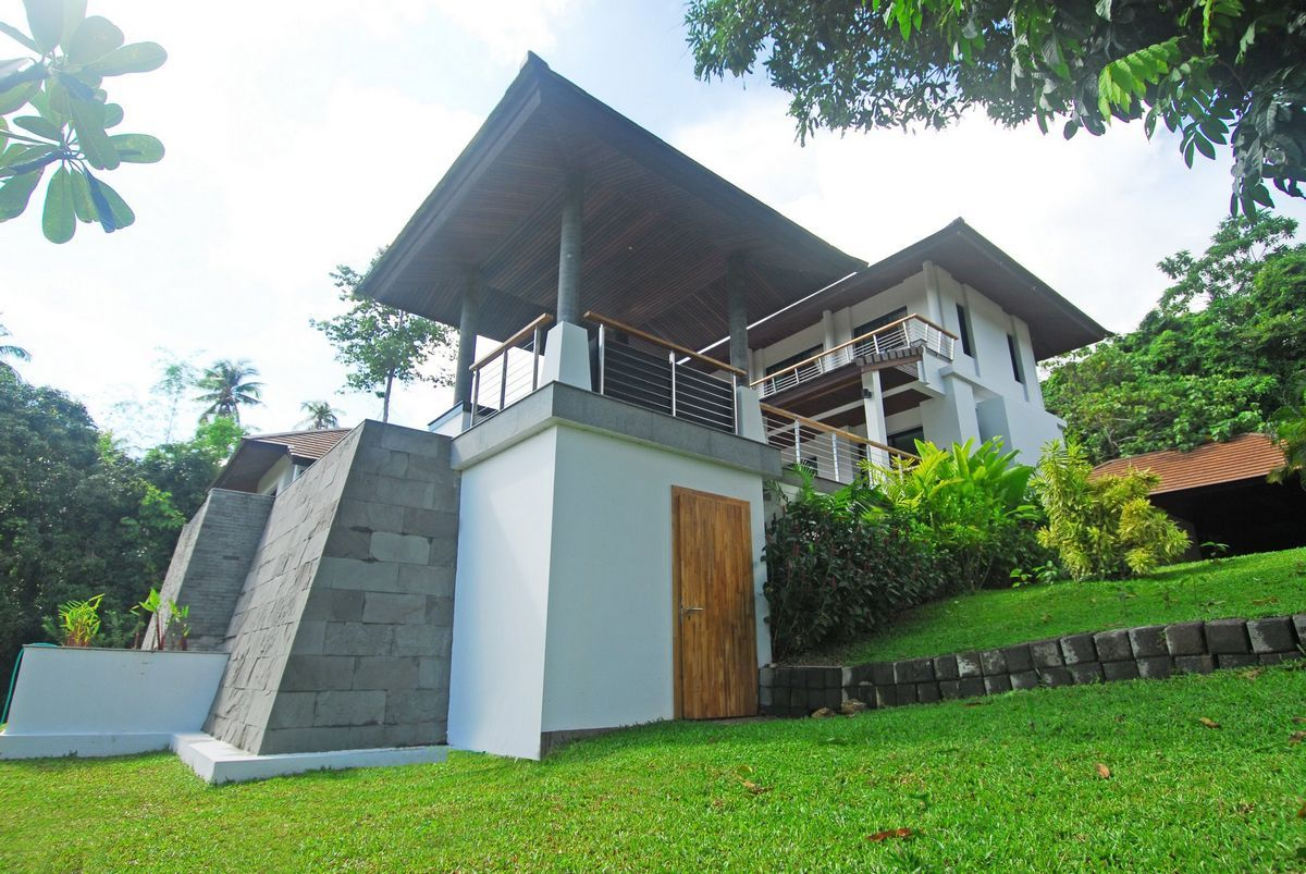 Villa Prana at Maenam